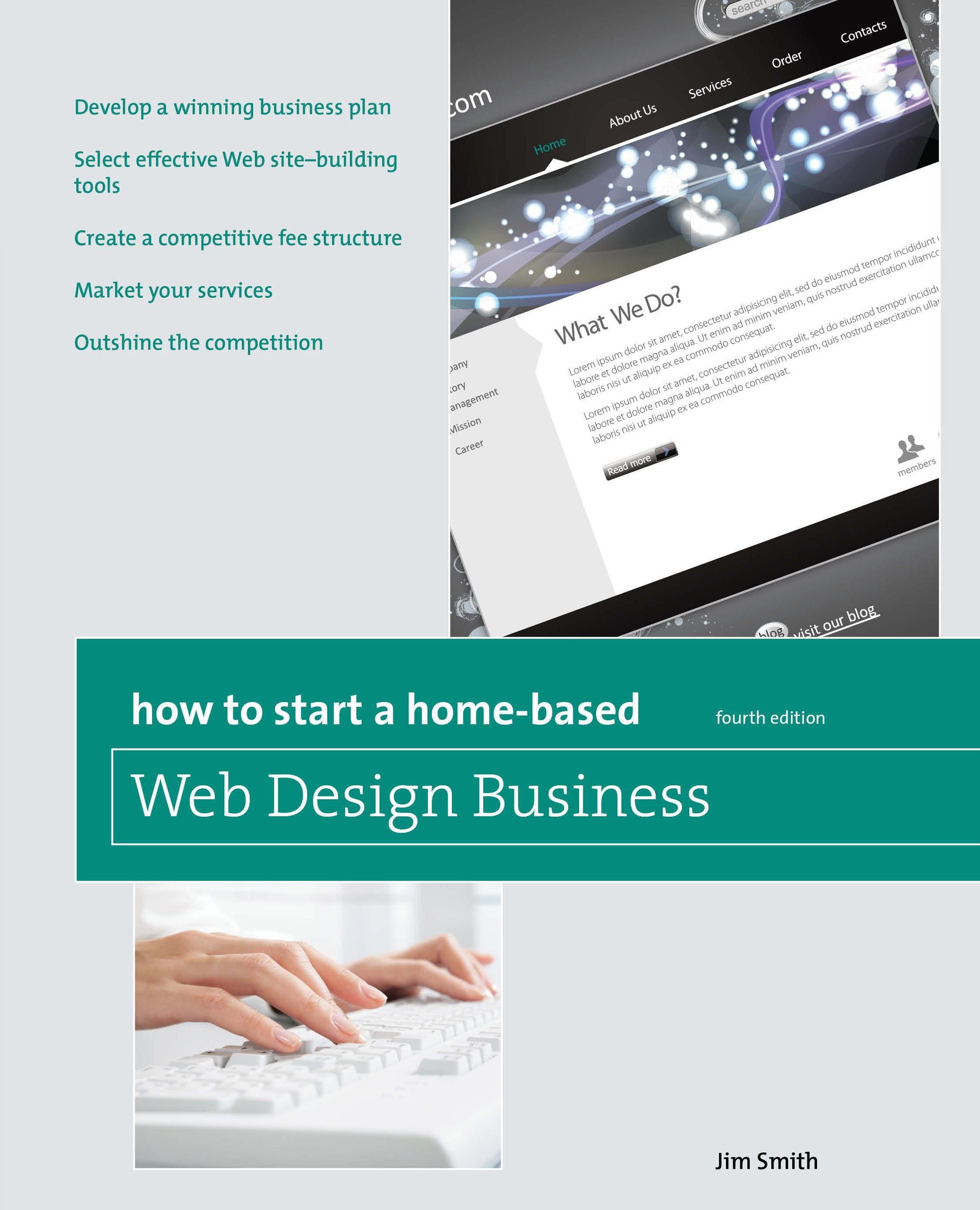 How to Start a Home-Based Web Design Business (Home-Based Business ...