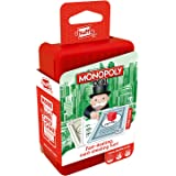 Shuffle Card Game Monopoly Deal Board Games