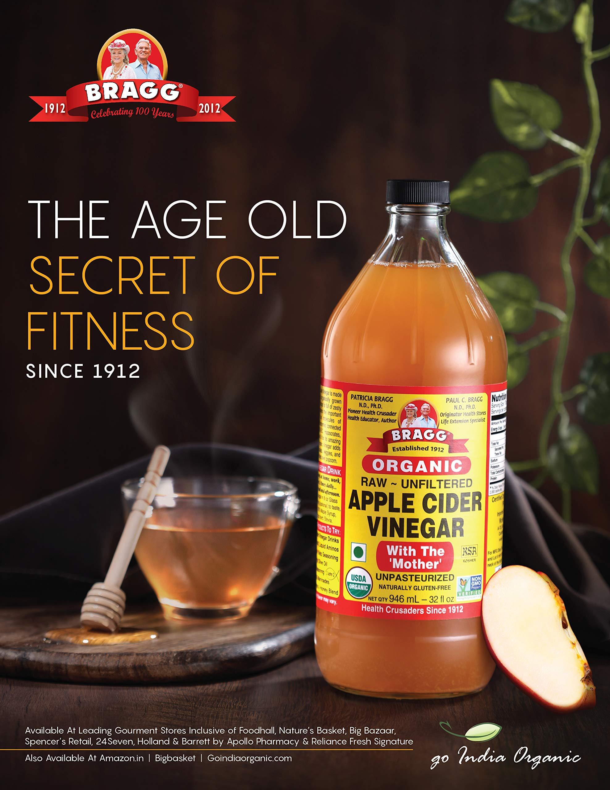 Organic Apple Cider Vinegar - nakedfoods.com.au
