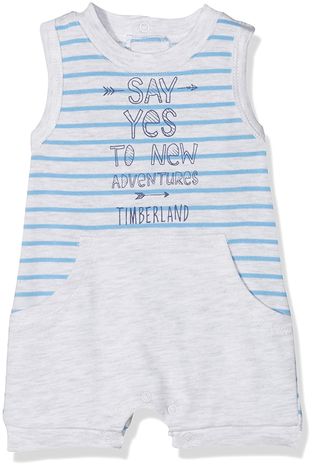Timberland Baby Boys' Combinaison Courte Dungarees