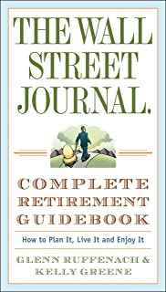 3a6000ab53 The Wall Street Journal. Complete Retirement Guidebook  How to Plan It