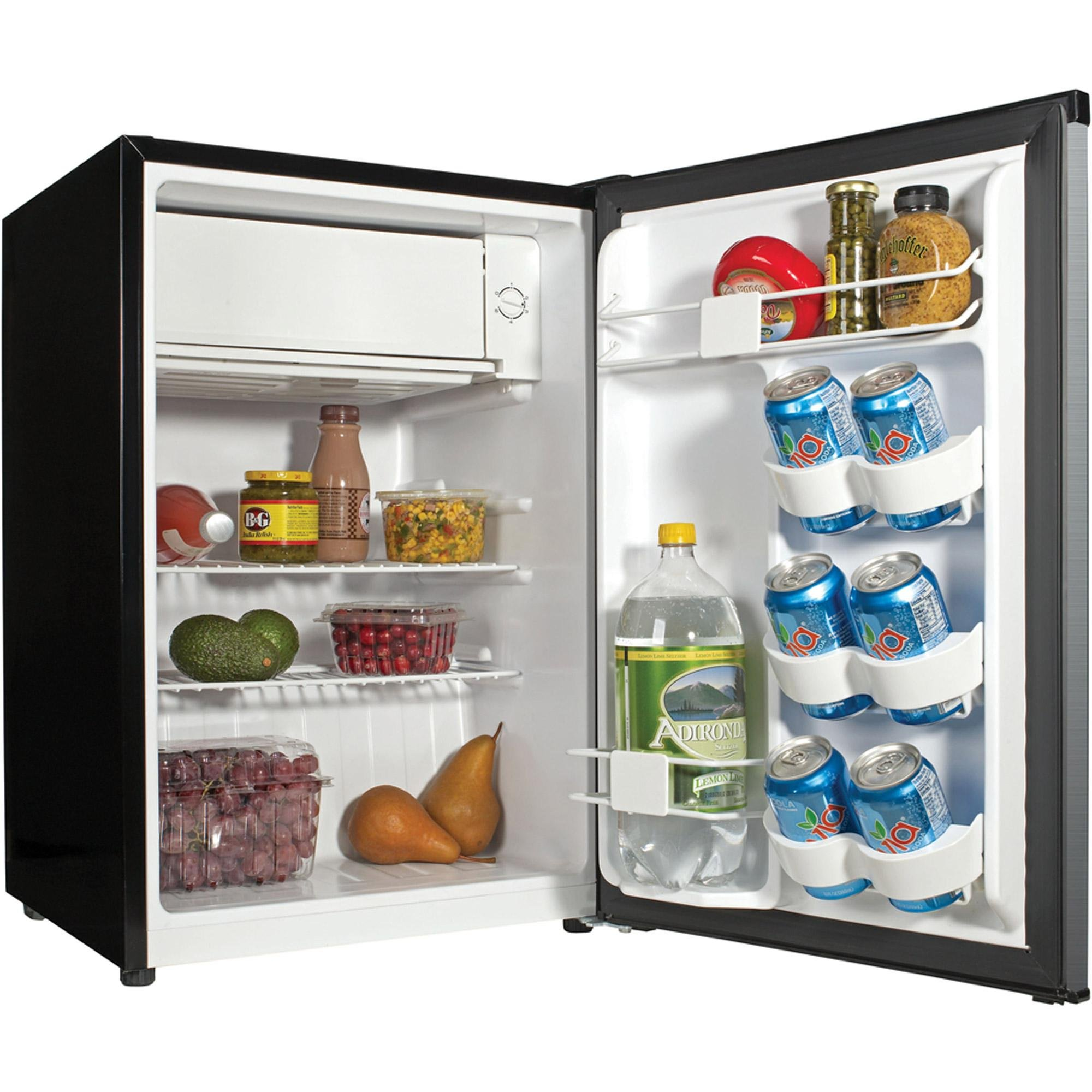 Haier 2.7 Cu. Ft. Mini-Refrigerator mini fridge refrigerator College School Food Dorm by Haier (Image #2)