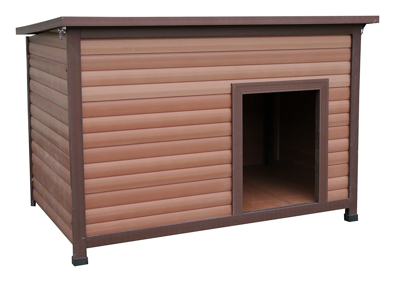 rosewood wetterfeste flachdach hundeh tte f r hunde aus. Black Bedroom Furniture Sets. Home Design Ideas