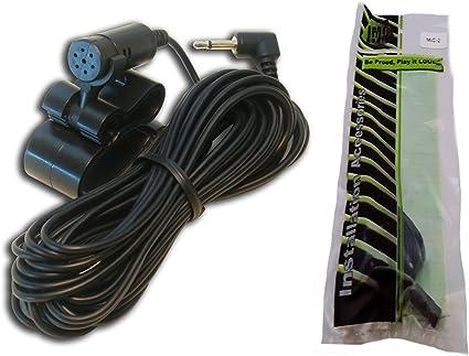 Genuine New Pioneer Microphone DEH-7300BT DEH-P6200BT DEH-P6100BT DEH-80PRS
