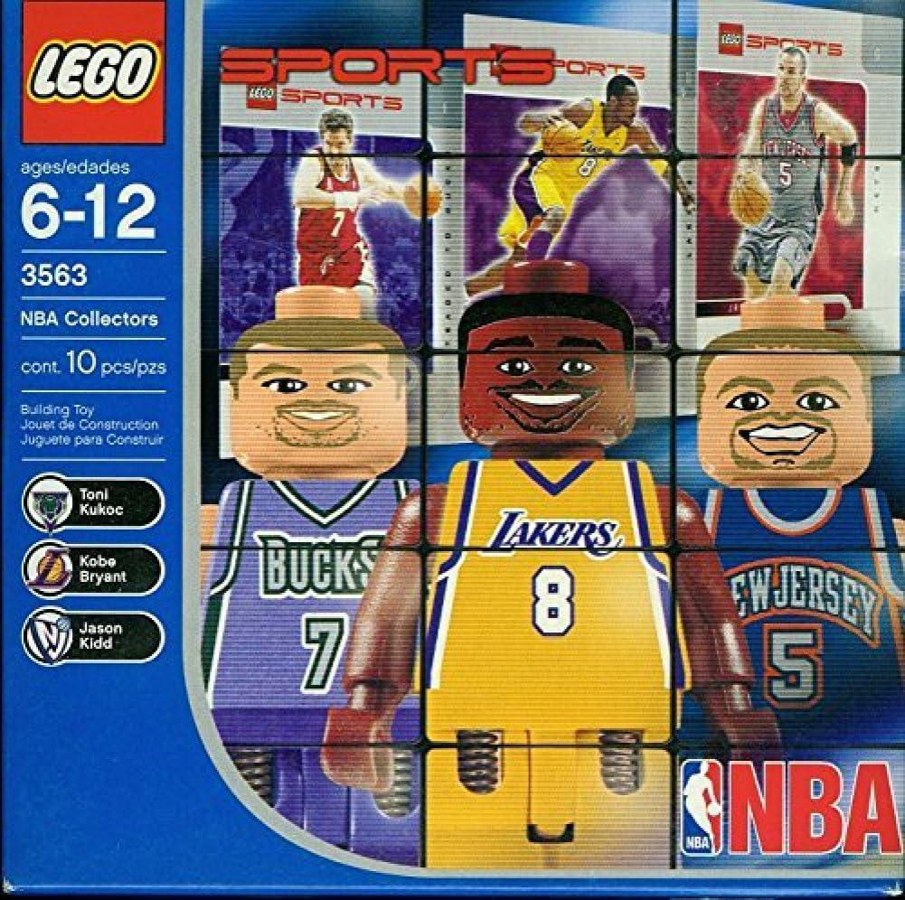 3563 BAKET NBA Toni Kukoc, Jason Kidd and Kobe Bryant: Amazon.es ...
