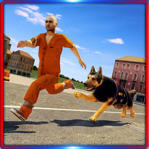 Police Dog 3D : Crime Chase
