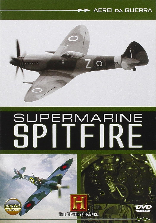 Supermarine Spitfire [Italia] [DVD]: Amazon.es: Cine y Series TV