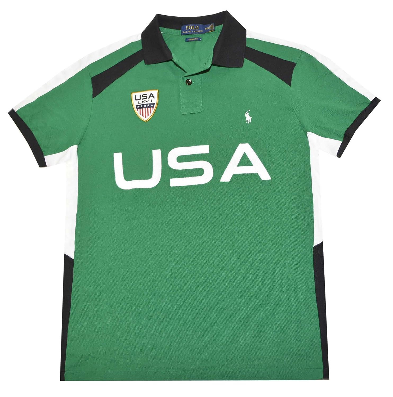 Polo Ralph Lauren Polo Custom Fit Estados Unidos Graphic para ...