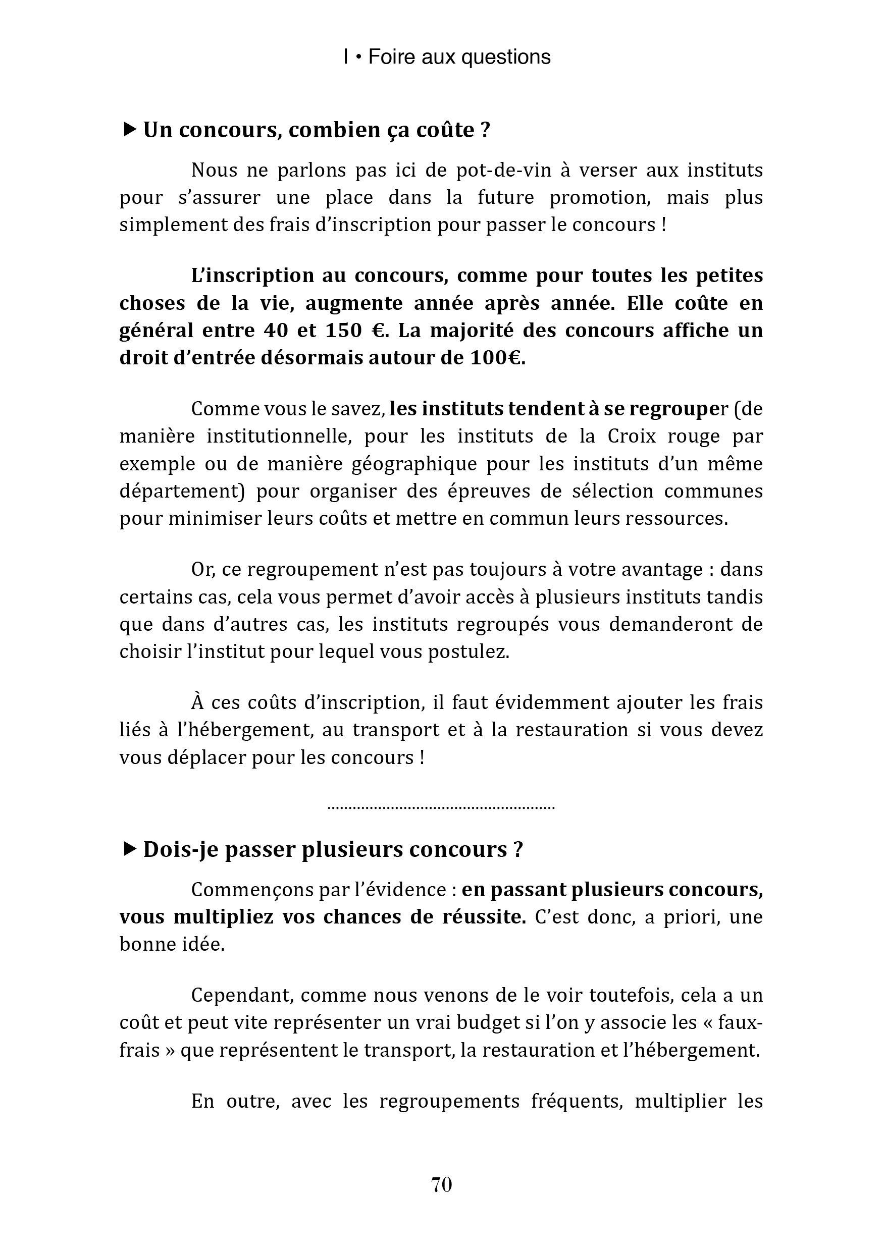 Amazon Fr Je Vais Vous Apprendre A Reussir Les Concours As Ap