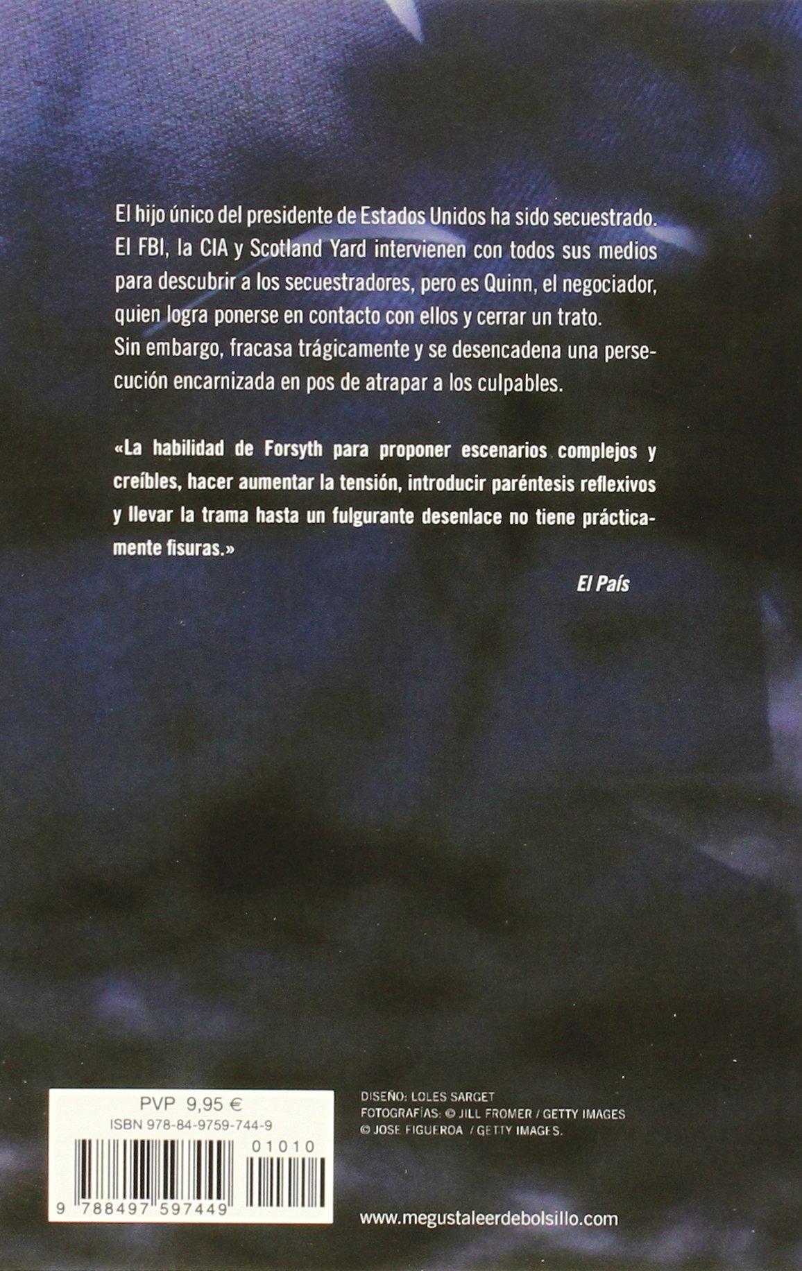 El Negociador/ The Negotiator (Best Seller) (Spanish Edition)