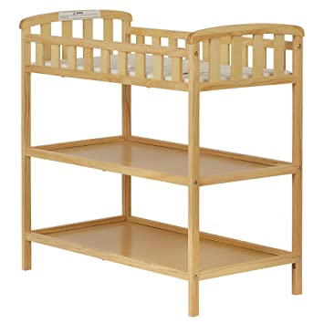 Charmant Dream On Me Emily Changing Table, Natural