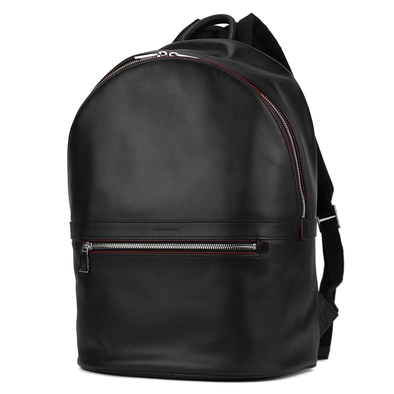 ポールスミス(PAUL SMITH) リュックサック ATXD 5016 L843 79 ピーエスバイポールスミス ブラック 黒/ブルー/レッド [並行輸入品] B075XD9TLP