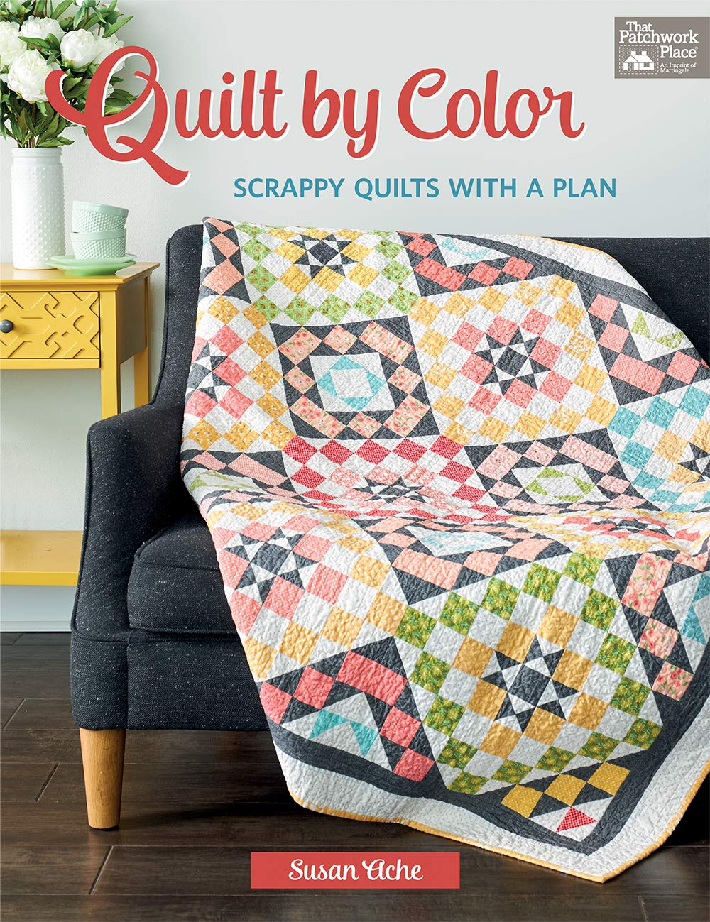 Quilt Color Scrappy Quilts Plan product image