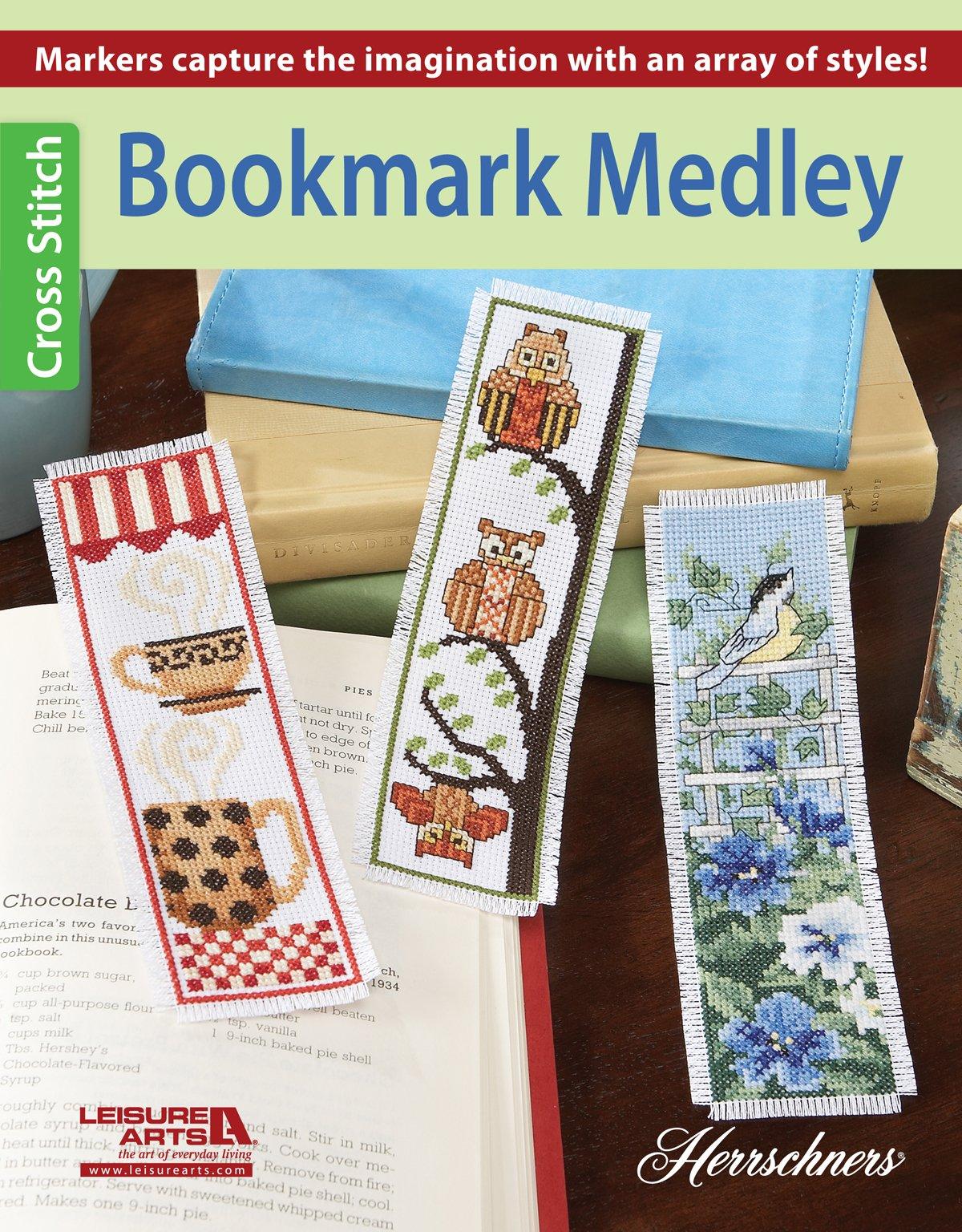 Bookmark Medley Herrschners product image