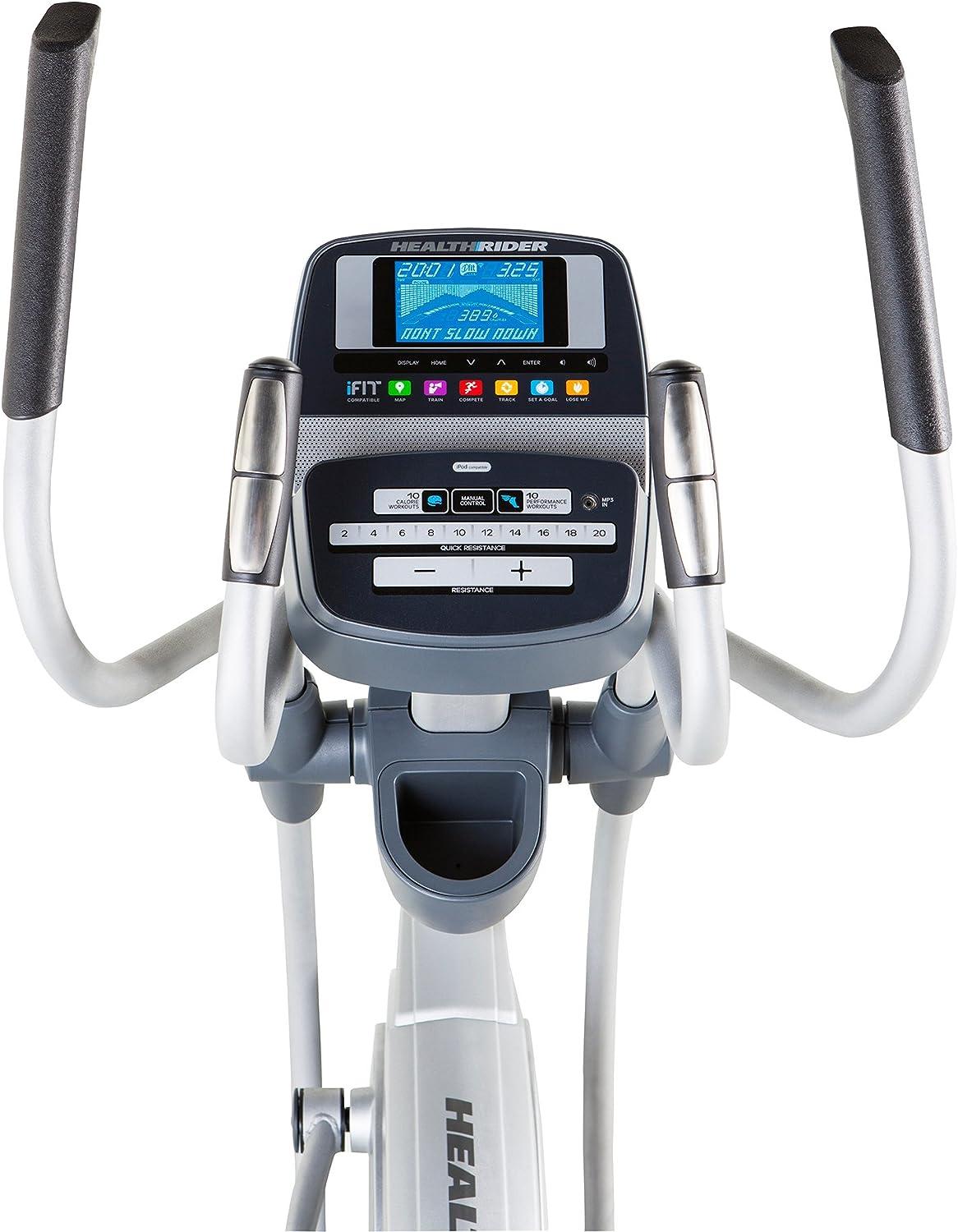 1250 HealthRider elíptica: Amazon.es: Deportes y aire libre