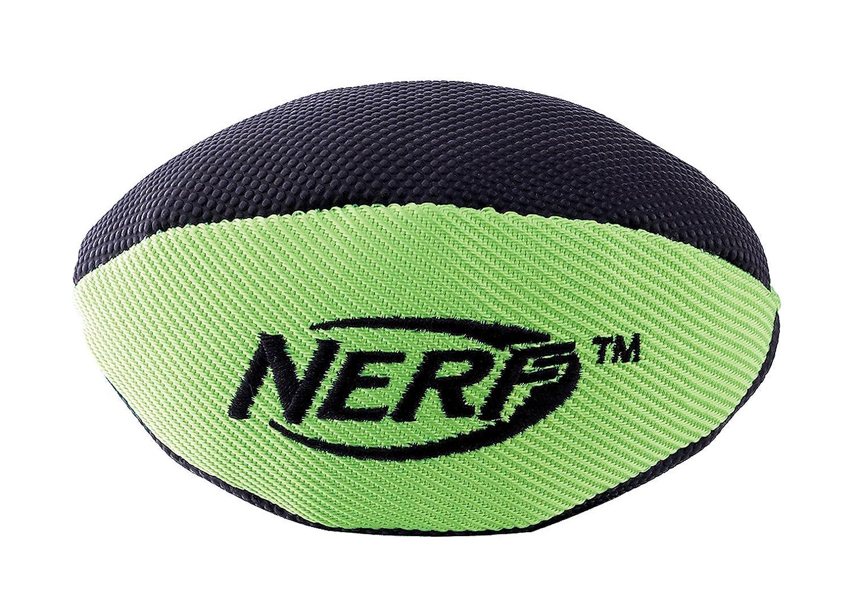 Nerf Juguete Balón sonoro de Nailon para Perro Verde/Naranja 12,7 ...