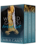 His Wicked Games Boxed Set: A Cunningham Family Bundle (Volume 1)