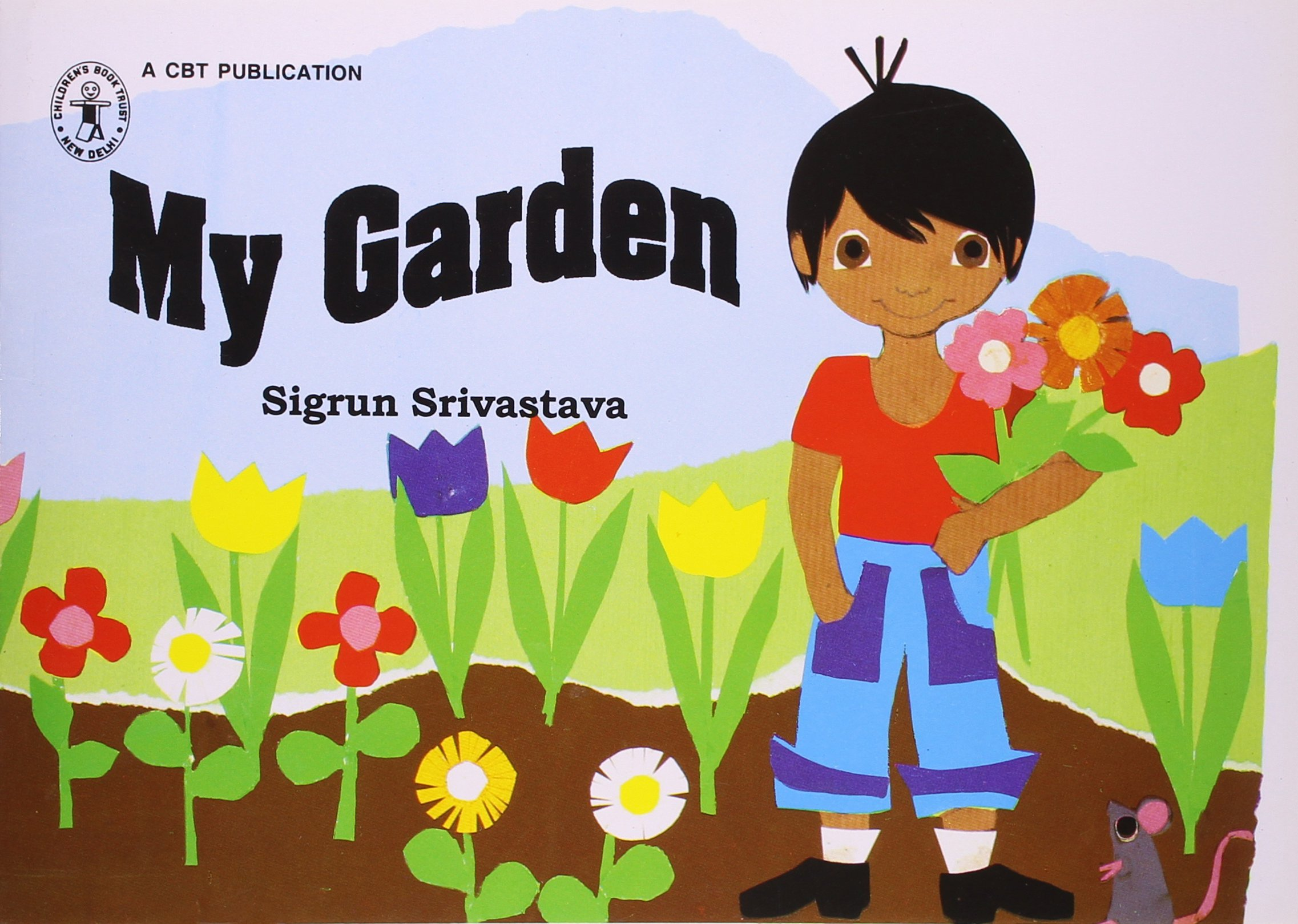 My Garden Sigrun Srivastava 9788170111009 Amazon Com Books