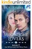 Moonlight Lovers: A Reverse Harem Shifter Romance (The Witch and the Wolf Pack Book 7)