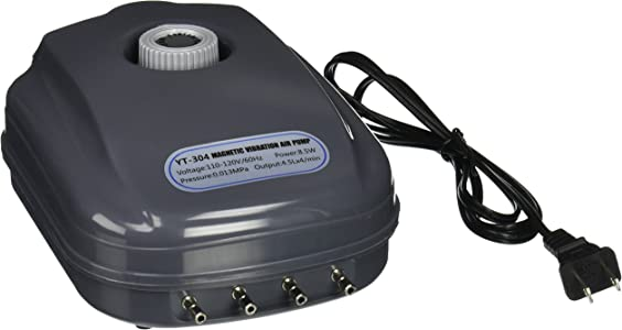 Sun YT-304 Aquarium Air Pump