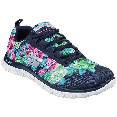 Calzado deportivo Mujer Skechers Flex Appeal Wildflowers