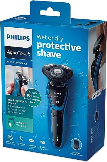Philips S5050/04 - Philips aquatouch S5050/04 afeitadora máquina ...
