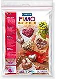 Staedtler Fimo Accesoires 8742 26 - Molde para masa Fimo, 8 motivos, diseño corazones