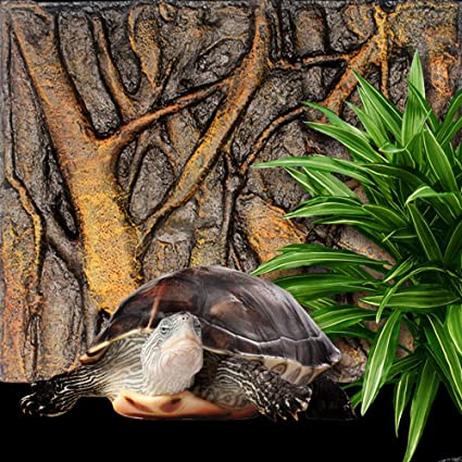 Amazon.com: Clearance Sale!DEESEE(TM)🌸🌸3D Foam Rock Reptile Stone Aquarium Background Backdrop Fish Tank Board Decor (H): Home Improvement