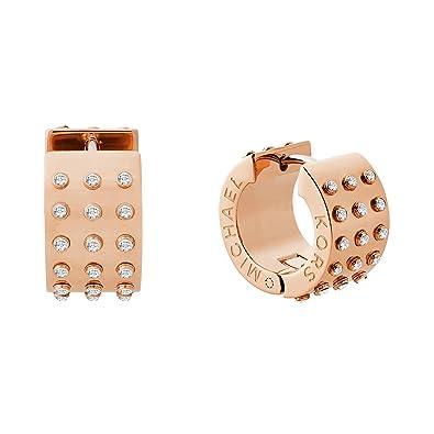 8639af827080 Michael Kors Women s Earrings MKJ6566791  Amazon.co.uk  Jewellery