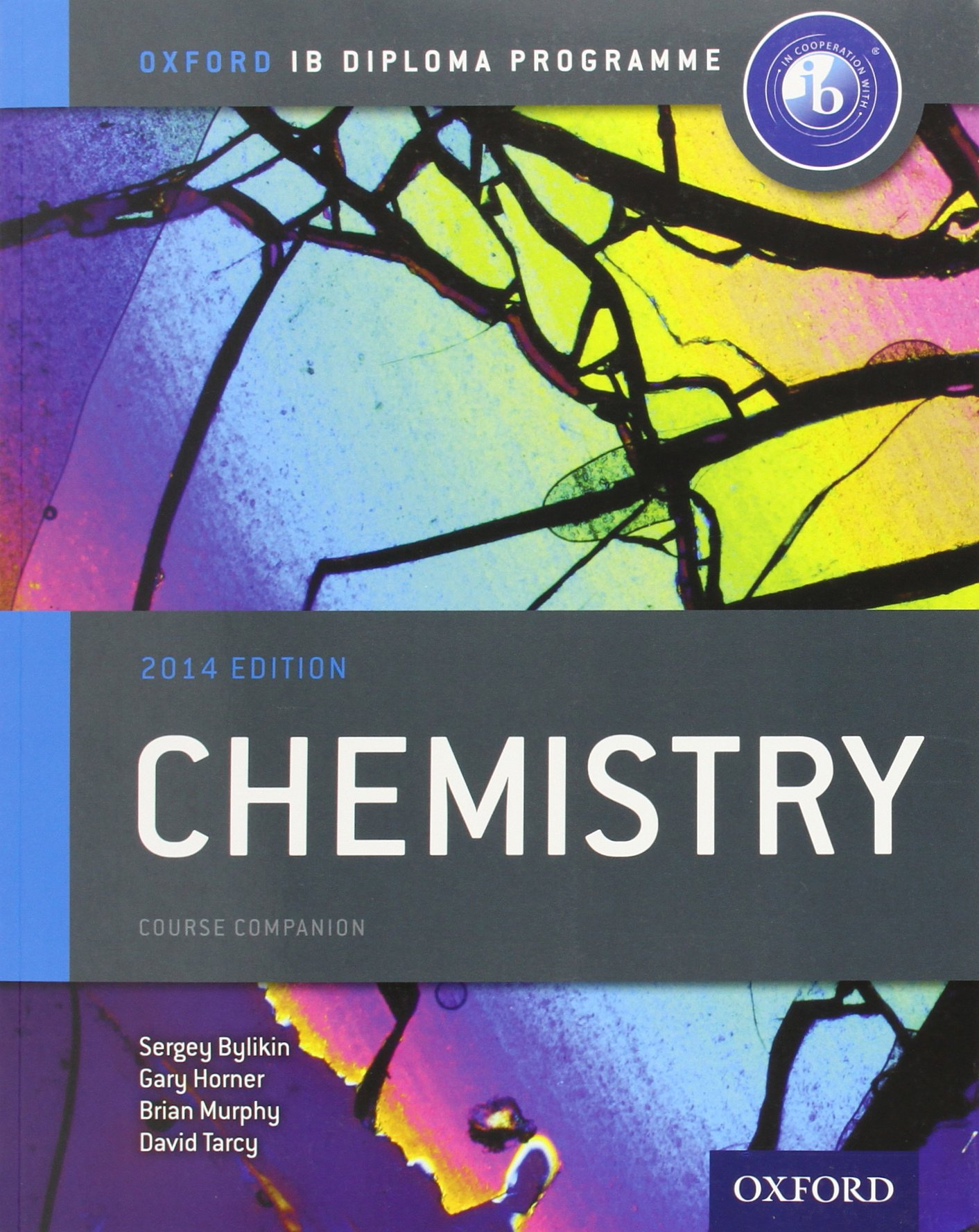 Amazoncom Oxford IB Diploma Program Chemistry Course Companion
