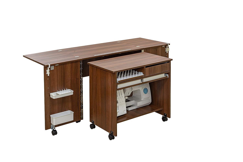 Beech Ellmau Armoire Machine /à Coudre Comfort 7