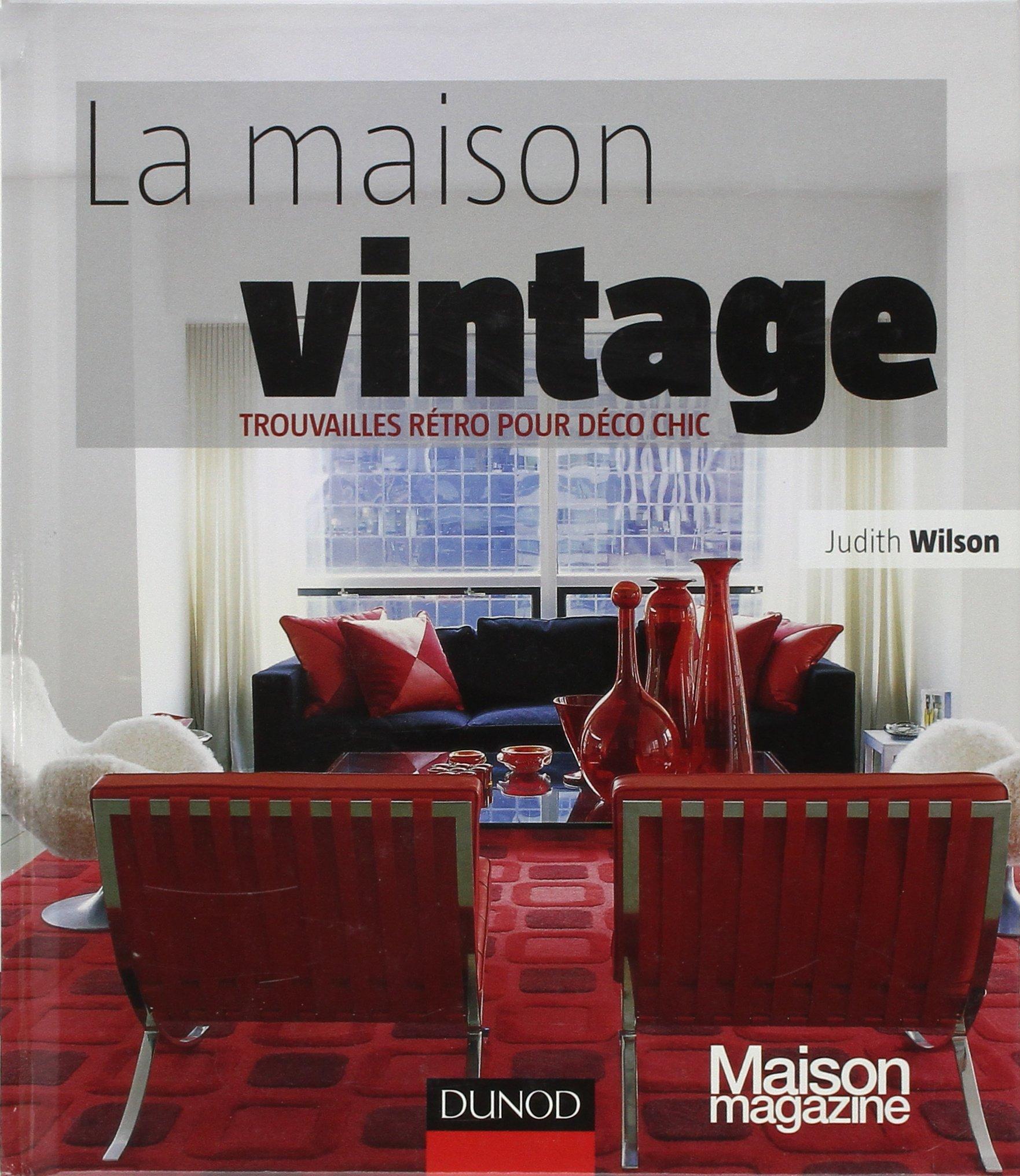 deco vintage maison. Black Bedroom Furniture Sets. Home Design Ideas