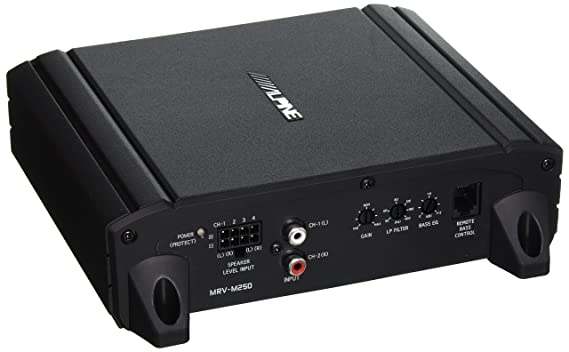 Alpine mrv-m250 Mono V-Power Amplificador Digital