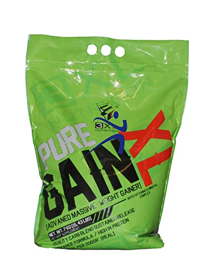 3XL Pure Gain XL Sabor Chocolate con Leche - 7000 gr