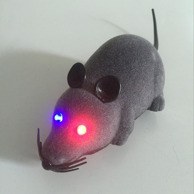 Twshiny Afstandsbediening Muis Speelgoed Batterij Werkt Voor