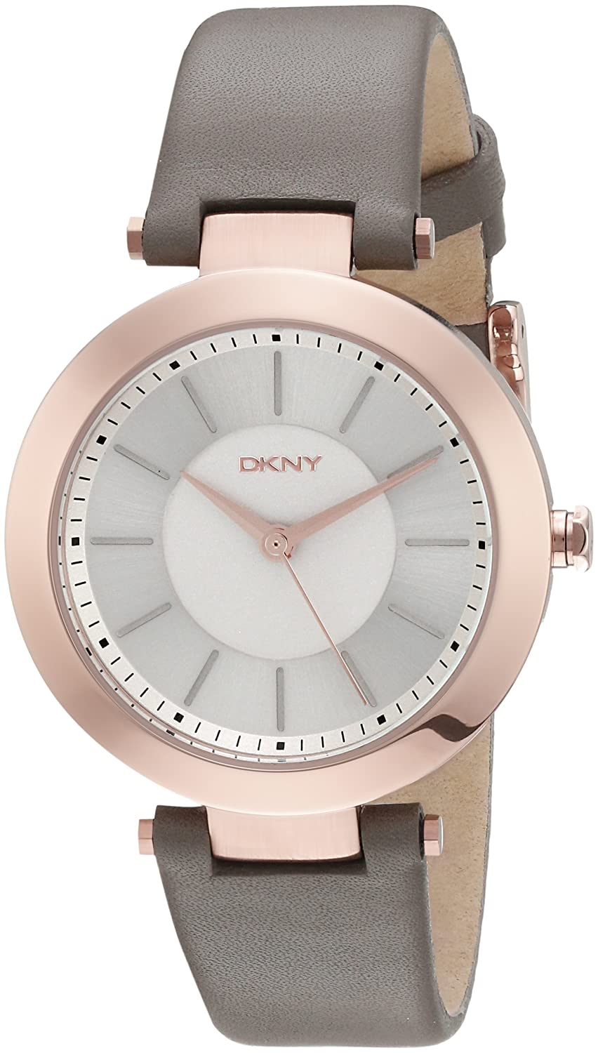 Amazon.com: DKNY Women's NY2296 Stanhope Stainless Steel Watch With Grey  Band: DKNY: Watches