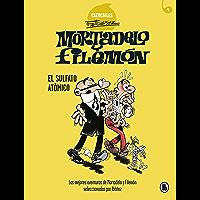 Mortadelo y Filemón. El sulfato atómico (Esenciales Ibáñez 1): Las mejores aventuras de Mortadelo y Filemón…