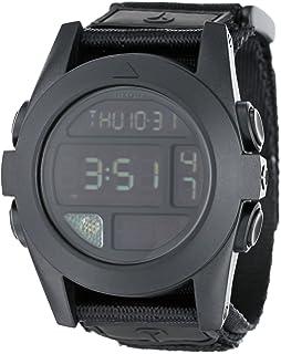 Nixon Unisex The Baja All Black Watch