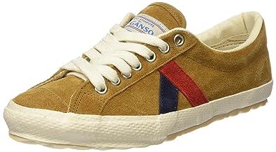 El Ganso M Berliner Suede Walking, Zapatillas de Deporte Unisex Adulto, Marrón (Cuero), 43 EU: Amazon.es: Zapatos y complementos