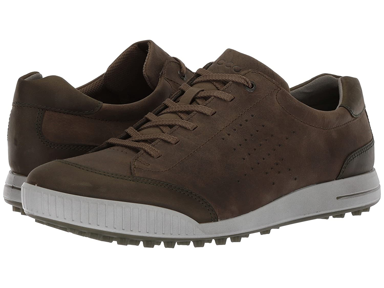 [ecco(エコー)] メンズゴルフシューズ靴 Street Retro HydroMax Tarmac/Deep Forest EU45 (US Men's 11-11.5) (28.5cm) D - Medium B07FVQJ6YW