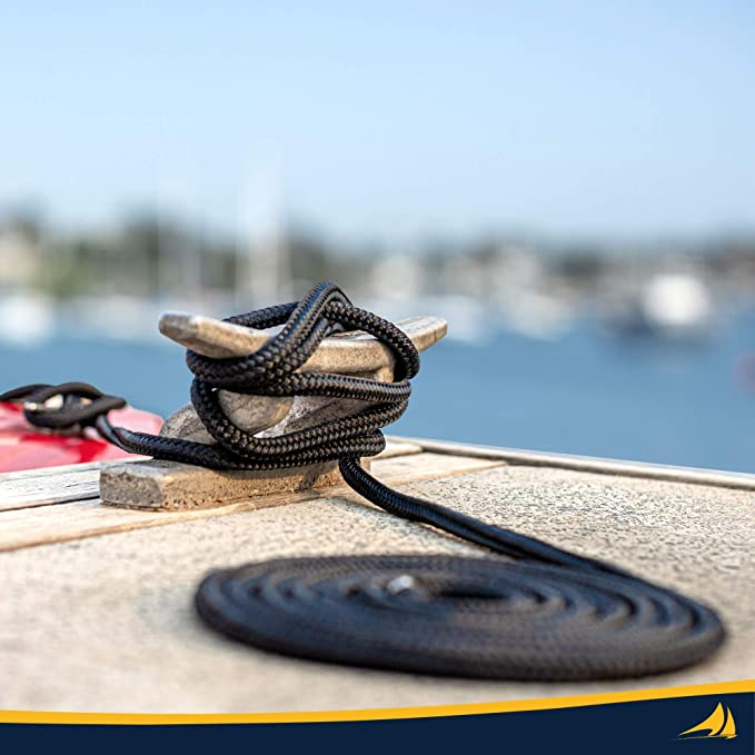 Hawkie Business 30 ft Marine Rope Tow Line