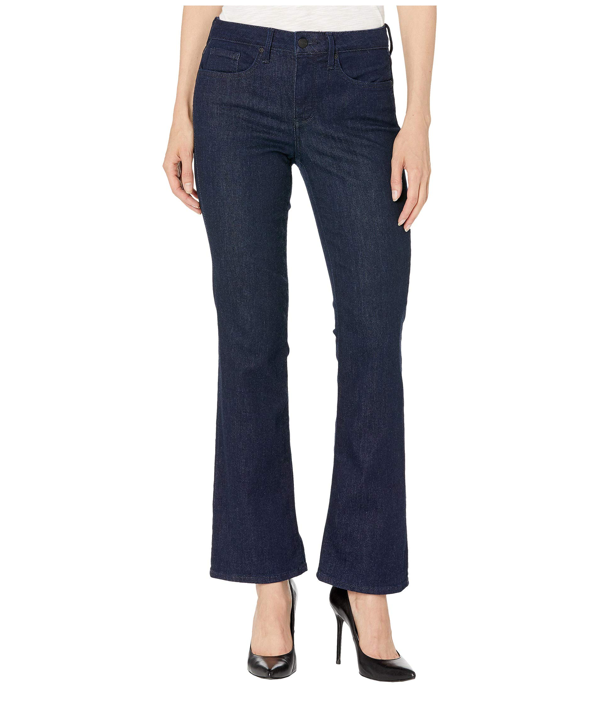 NYDJ Women's Barbara Bootcut Jeans, RINSE, 18 Short by NYDJ