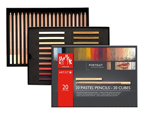 Caran dAche J7880520 - Lápices de colores (20 unidades)
