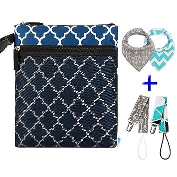 Amazon.com: niceebag Baby Cloth en húmedo y seco pañal ...
