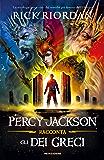 Percy Jackson racconta gli dei greci