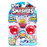 Zuru Smashers Collectible Series 1 Sports Themed 3-Pack