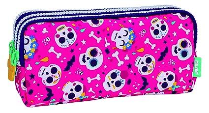 Amazon.com: MILAN Pencil Cases, Pink (Rosa): Amazon Global ...