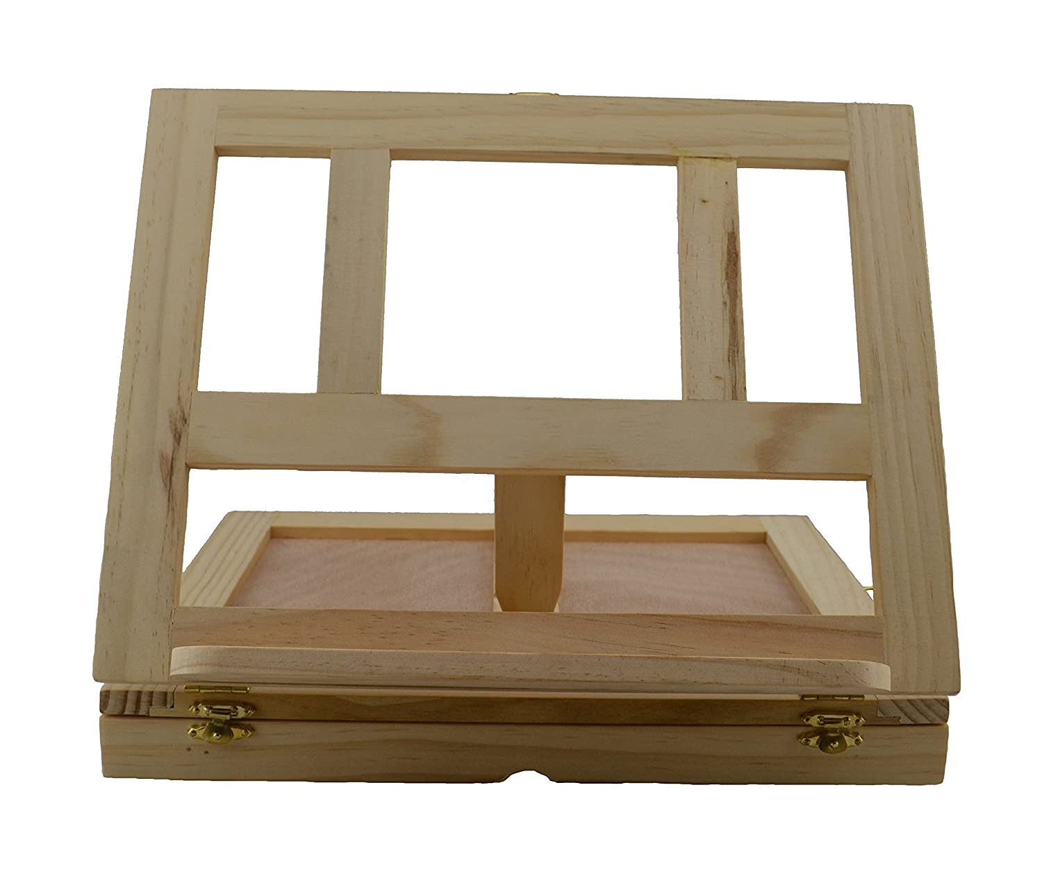 Table top drawing easel - Amazon Com Strokes Art Supplies Artistic Wooden Desk Easel W13 Inch H10 Inch D2 Inch With Drawer Includes Free Wooden Palette