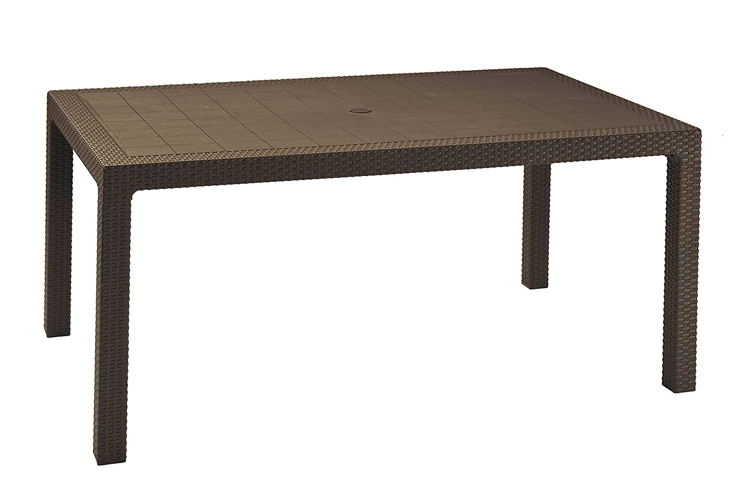 Keter Melody Outdoor Dining Table - Graphite 17190205