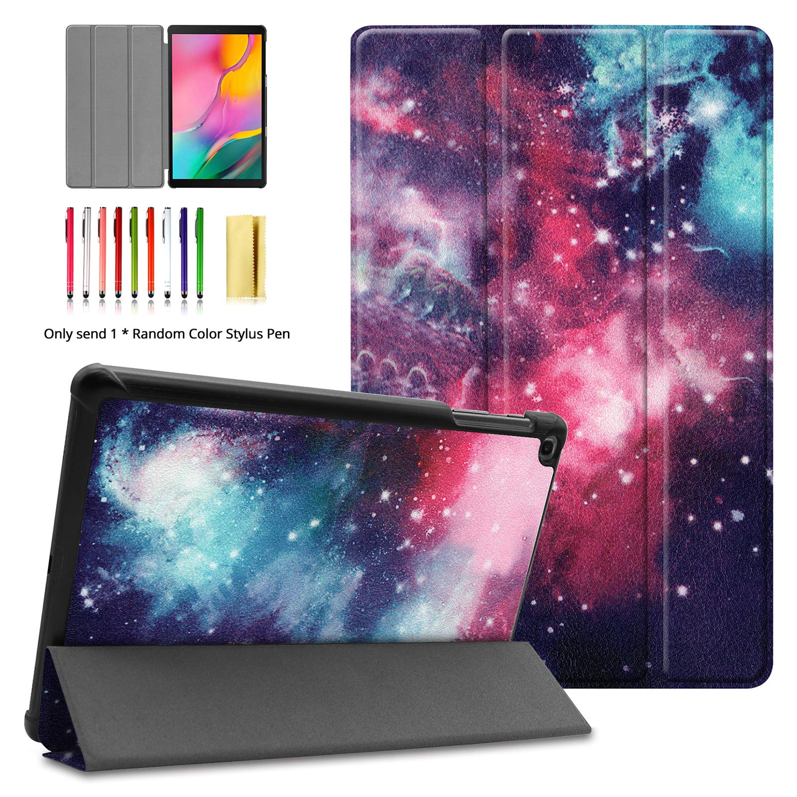 Funda Samsung Galaxy Tab A 10.1 SM-T510 (2019) LITTLEMAX [7RHJ44SX]